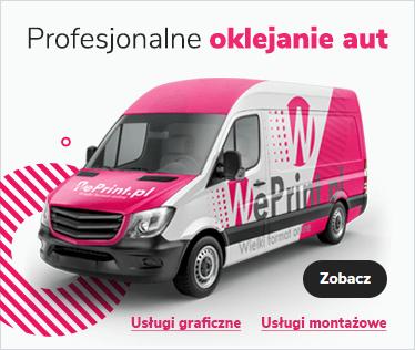 Profesjonalne oklejanie aut Poznań i okolice